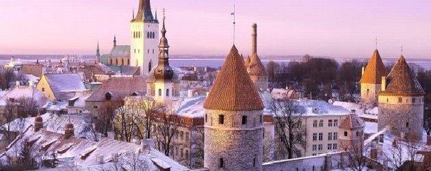 Estonya letonya turları